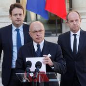 Cazeneuve accuse Le Pen et Fillon d'instrumentaliser l'attaque des Champs-Élysées