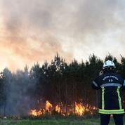 Incendies en Gironde : le principal foyer est «contenu»