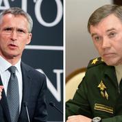 Tension maximale entre l'Otan et la Russie