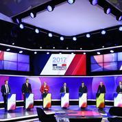 Présidentielle: l'émission de France 2 a été suivie par 4,7 millions de téléspectateurs