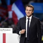 Présidentielle : Macron, un pari fou en passe d'être remporté