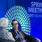 L'Administration Trump impose son rythme et ses mots au FMI