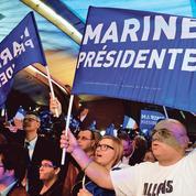 Présidentielle : le FN veut croire à la victoire le 7mai