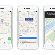 Apple guide les Parisiens et les touristes dans le métro
