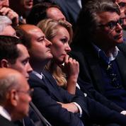 Marine Le Pen parie sur le ralliement du «peuple de droite»