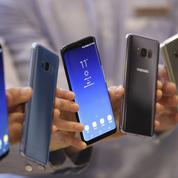Le coût de fabrication du Samsung Galaxy S8 estimé à 280 euros