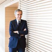 Bernard Arnault : «La réussite du groupe tient en partie à son caractère familial»