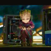 Baby Groot aux platines: la playlist des Gardiens de la Galaxie 2
