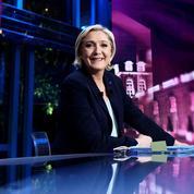 Pour Marine LePen, le projet d'Emmanuel Macron est «fratricide»