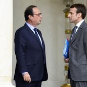 «Rien n'est fait» : la mise en garde de Hollande à Macron