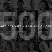 LinkedIn passe la barre des 500 millions d'utilisateurs