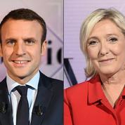Emploi : les promesses de Macron et Le Pen