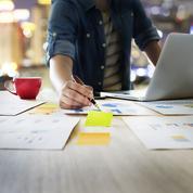 Grâce au numérique, une start-up ne coûte pas cher