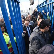 Emploi: les solutions à 180° de Macron et Le Pen