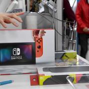 Nintendo veut vendre 10 millions de Switch en un an