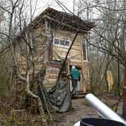 Déchets nucléaires à Bure : la justice ordonne l'expulsion des «hommes des bois»
