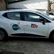 À louer : les voitures des agents de la SNCF