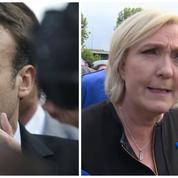 Macron et Le Pen à Whirlpool : derrière la com', deux visions du monde
