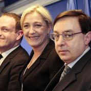 Propos négationnistes : Jean-François Jalkh remplacé par Steeve Briois à la tête du FN