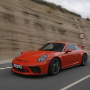 Porsche 911 GT3 : une ode au pilotage