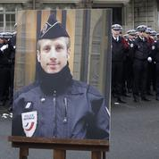 Une cagnotte lancée pour le policier tué sur les Champs-Élysées