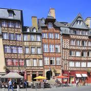 Cinq bonnes raisons de passer un week-end à Rennes