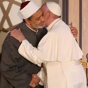 Les images fortes du séjour du pape François en Égypte