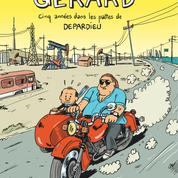 Box-office BD de la semaine : Gérard Depardieu détrône Walking Dead