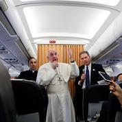 Le pape François dit ne pas connaître Emmanuel Macron