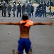 Au Venezuela, un mois de protestations et de violences