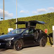 Paris-Amsterdam en Tesla ModelX