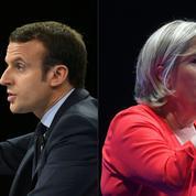 Macron nie être prêt à quitter le débat en cas d'échange tendu avec Le Pen