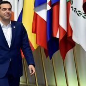 Les nouvelles mesures d'austérité fragilisent Alexis Tsipras