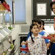 Le programme nutrition de Michelle Obama supprimé par l'Administration Trump
