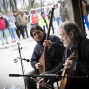 La crise migratoire, nouvelle corde sensible des musiciens
