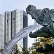 Le groupe chinois HNA devient le premier actionnaire de Deutsche Bank