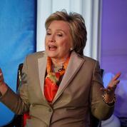 Hillary Clinton attribue sa défaite à l'affaire des e-mails et aux hackers russes