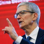 Les rumeurs sur l'iPhone 8 pénalisent les ventes d'Apple