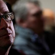 Hollande sur le débat : «Je suis sûr que Macron saura trouver les mots»