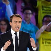 « Le banquier Macron », l'argument de campagne réducteur du FN