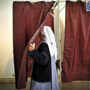 Consigne de vote: l'Église de France «laisse chacun à son discernement»