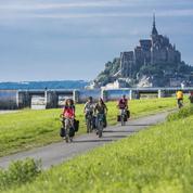 La Véloscénie : de Paris au Mont-Saint-Michel, 450 km en pente douce