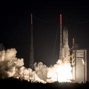 Après les blocages, une première fusée Ariane 5 redécolle de Guyane
