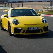Porsche 911 GT3, un retour en fanfare sur le Ring