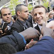 Second tour : Emmanuel Macron en position de force