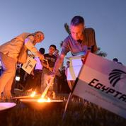 Crash d'Egyptair : pas de traces de TNT sur les corps