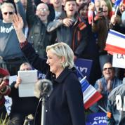 Présidentielle : Marine Le Pen veut toujours croire à la victoire