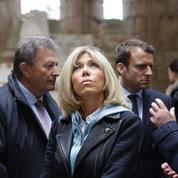 Brigitte Macron, le pilier et la confidente du nouveau président