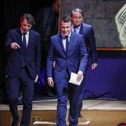 Après la victoire de Macron, les ténors des Républicains visent la cohabitation