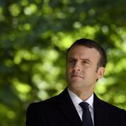 Emmanuel Macron sera reçu par Angela Merkel lundi à Berlin